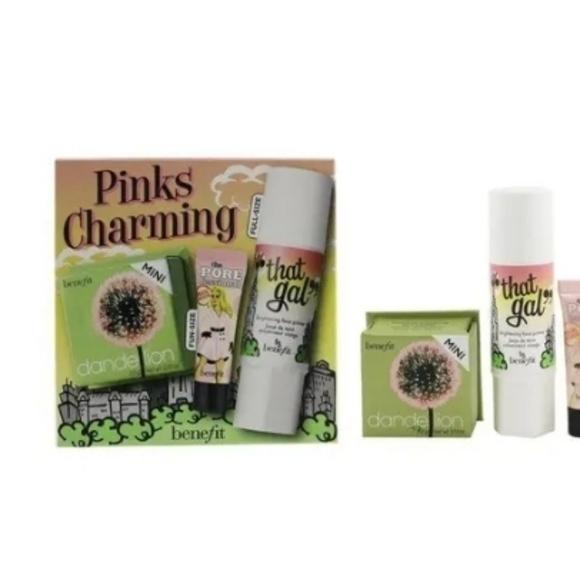 Benefit Pinks Charming Set (1x That Gal Primer, 1x